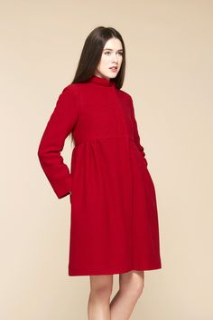 Cacharel Fall 2015 Ready-to-Wear Fashion Show All About Fashion, All Fashion, Fashion Show, Womens Fashion, Fashion Design, Fall Winter 2015, Autumn Winter Fashion, Parka, Winter Dress Outfits