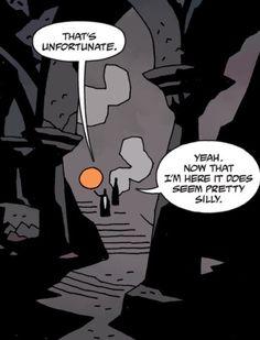 Mike Mignola: Hellboy in Hell #8