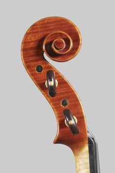 Daniele Scolari - Violino modello Antonio Stradivari (1715) - anno di costruzione 2010