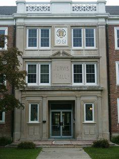 Jarvis hall, Adrian college