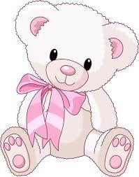 its a girl teddy bear clipart Teddy Bear Drawing, Teddy Bear Cartoon, Baby Teddy Bear, Cute Teddy Bears, Cute Cartoon, Clipart Baby, Cute Clipart, Tatty Teddy, Quilt Baby
