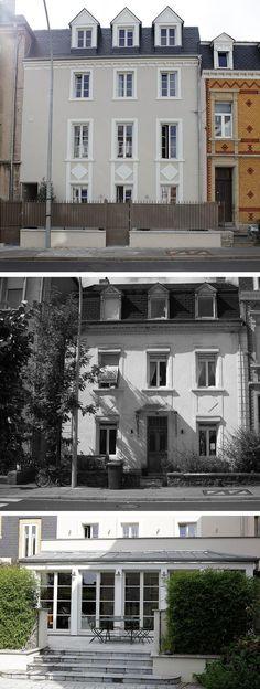 Descriptif #projet  #Aménagement intérieur et réfection des