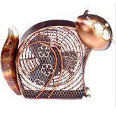 Found it at Wayfair - Deco Breeze Kitty Figurine Table Top Fan