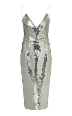 Leighton Lady Dress by ALEX PERRY for Preorder on Moda Operandi