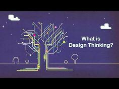 What is Design Thinking? This video is made by Daylight. This video explains what is design thinking and gives you a better idea of how to use it and to understand it better. It has a fun perspective of how to work with design thinking and is also fun to watch because the video is entertaining.