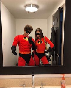 Best Halloween Costumes For Couples To Win This Year; Halloween Costumes For Couples; Mario And Peach Halloween Costume; Disney Couple Costumes, Cute Couples Costumes, Matching Costumes, Cute Couple Halloween Costumes, Halloween Costumes For Teens, College Costumes, Couple Costume Ideas, Halloween Costume Ideas For Couples, Couple Ideas
