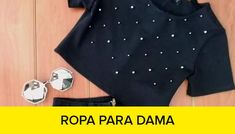 Curso de Ropa para DAMA a la medida 【 2019 】 Polka Dot Top, Casual Outfits, Women, Fashion, Dress Patterns, Children Outfits, Sewing Basics, Moda, Casual Clothes