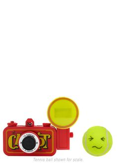 A rather nice fisheye lomo camera kit, shoots 35mm (as best I can tell) so not bad for starters! Only $69.99 at ModCloth right now.