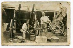 Foto de antigua cuadra de La Isleta