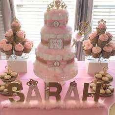 Pretty and Pink Birthday Party Ideas | Photo 1 of 14 | Catch My Party