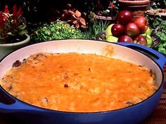 """This is the closest picture to what Ana's Butter Garlic Cheesy Crushed Potatoes would look like. The """"recipe"""" is in the comment below."""