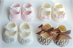 Chic Cake Shoes (standard)