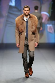 #Menswear #Trends The Emperor 1688 Autumn Winter 2014 2015  Otoño Invierno…