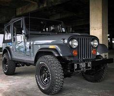 The goal - Except for the metal doors! 1997 Jeep Wrangler, Cj Jeep, Jeep Cj7, Jeep Truck, Jeep Mods, Mahindra Thar Jeep, Jeep Hacks, Jeep Photos, Jeep Images