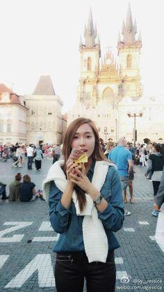 Girls' Generation Jessica shares gorgeous photos... | Koreaboo — breaking k-pop news, photos, and videos