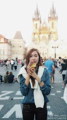 Girls' Generation Jessica shares gorgeous photos... | Koreaboo — breaking k-pop news, photos, and videos