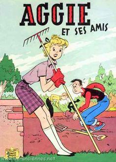 Ce n'est pas de ma génération... mais j'ai lu ceux de ma mère
