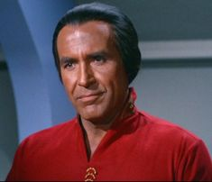 """Khan Noonien Singh in 2267. Lieutenant Marla McGivers identified Khan Noonien Singh as being from northern India, a region populated by Sikhs during the late 20th century. She described them as """"the most fantastic warriors."""" (TOS: """"Space Seed"""")"""
