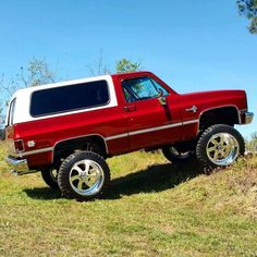 Fuk'n K-5, luv this truck, wish I had one!!!