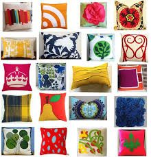 how to decorate with pillows -