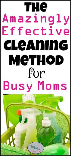 Cleaning can be overwhelming.  Make cleaning manageable by using the Burst Cleaning Method and get your house clean fast! #cleaningtips #cleanhouse #thebusymomclub #busymomtips