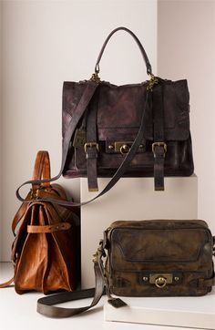 As if Frye boots weren't already amazing, their bags aren't too bad either.