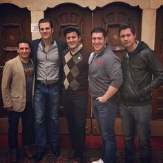 Jersey Boys at the Orpheum Theatre - January 2016