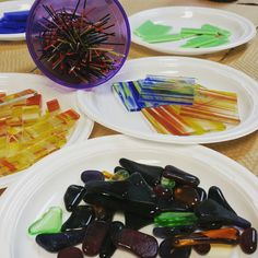 Create Fused Glass A