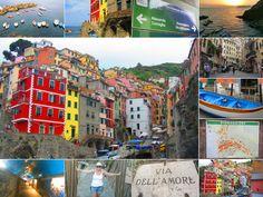 Riomaggiore, Cinque Terre, Times Square, Highlights, Italy, Travel, Italia, Viajes, Luminizer