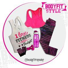 BodyFit nuevo set