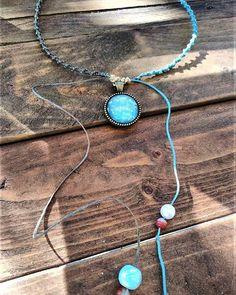 necklace #necklacecolors  #necklacemacrart  #neclaces  #necklacemacramejewelry  #necklacemacrame  #necklacefashion  #plexiproject  #bluestone  #music  #musicnotes  #musickey  #macrame  #macramejewelry  #macrameaccessories  #macramenecklace  #uniquemacrame  #uniquejewelry  #uniquegifts  #uniquemacrameart  #autumnshopping #handmadewithlove  #handmadenecklaces  #handmademacramenecklace  #handmadestyle  #handmadegifts  #fashionnecklace  #bohomacrame  #bohonecklace Macrame Necklace, Macrame Jewelry, Turquoise Necklace, Unique Gifts, Handmade Gifts, Macrame Art, Plexus Products, Handmade Necklaces, Fashion Necklace