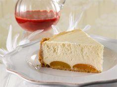Aprikoosi cheesecake