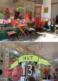 Hut 13 + Giveaway! — The Design Files | Australia's most popular design blog.