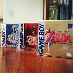 Shared by anthonycline88 #gameboy #microhobbit (o) http://ift.tt/2aAgoVT up Zelda links awakening complete today  looks awesome!  #nintendo  color #thelegendofzelda #thelegendofzeldaoracleofages #thelegendofzeldaoracleofseasons #thelegendofzeldalinksawakening #gamer #gaming #gamecollection #gamecollector #retrocollective #retro