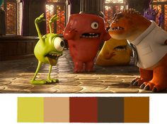 Aesthetically Pleasing Disney•Pixar Palettes  ★    CHARACTER DESIGN REFERENCES™ (https://www.facebook.com/CharacterDesignReferences & https://www.pinterest.com/characterdesigh) • Love Character Design? Join the #CDChallenge (link→ https://www.facebook.com/groups/CharacterDesignChallenge) Share your unique vision of a theme, promote your art in a community of over 40.000 artists!    ★