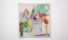 Matt Hunt • Peter McLeavey Gallery