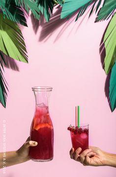 Verfrissende cocktails voor een warme zomer! Ontdek ons recept voor de DRYCK…