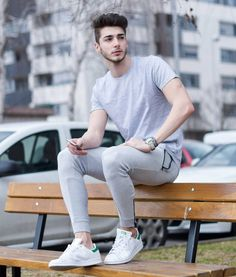 """9,700 Likes, 365 Comments - Kristijan Lizacic (@thatkris) on Instagram: """"Perfect morning look.. keep it clean and comfy """""""