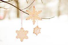 Lulu's Sweet Secrets: Snowflake Cookies