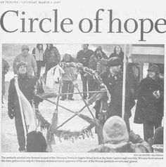 Haxon witchcraft symbols and rituals | Ritual Magic And Camaraderie 2011 Pagan Wiccan Celebration - kootation ...