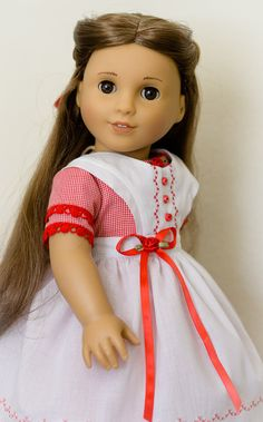 Valentine for Marie Grace by AnnasGirls on Etsy, $52.00