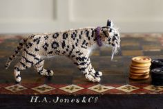 Bengal from Best in Show: Knit Your Own Cat by Sally Muir and Joanna Osborne, published by Pavilion.