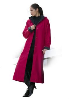 Ösregn of sweden happy women in coloured pvc raincoats | raincoat ...