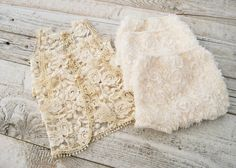 Lace newborn outfit photo prop baby girl top & panties   Etsy