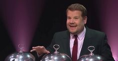 James Corden's Food Bit Draws Ire and a Petition For It to End - The New York Times Filipino Recipes, Asian Recipes, American Hamburger, University Of The Pacific, Trump Comments, Late Night Show, Night Snacks, Asian American, Social Issues
