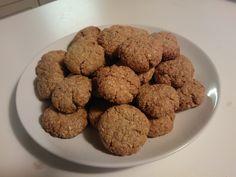 biscotti all'avena e miele