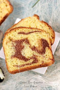 Cozonac fara framantare - www.lauraadmache.ro Sweet Pastries, Ricotta, Nutella, Smoothies, French Toast, Sweet Treats, Sweets, Bread, Easter Ideas