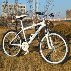 Mountain bike mountain bike 760 adult bicycle automobile race zxc 21 double disc-inBicycle from Sports  Entertainment on Aliexpress.com $777.60