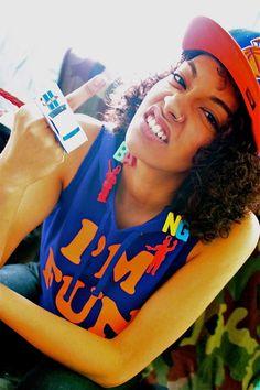90's hip hop outfit fly chick snapbackchamp.com snapback
