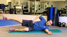 Gluteus medius exercise for knee, hip and low back issues